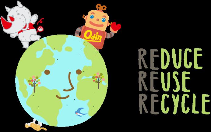 リユースから環境・経済・福祉が融合した社会づくりを目指す